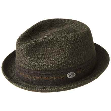 Bailey of Hollywood Vito Fedora (For Men) in Forest Mix - Closeouts