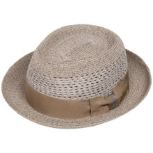 Bailey of Hollywood Wilshire Fedora Hat (For Men) in Sand - Closeouts