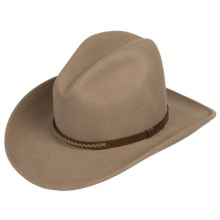 Bailey Tunstall Outback Hat - Felted Wool (For Men and Women) in Putty - Closeouts