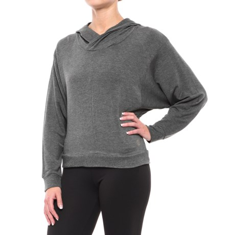 Balance Collection Amber Hoodie (For Women) in Heahter Charcoal