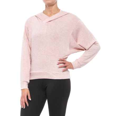 Balance Collection Amber Hoodie (For Women) in Heather Zephyr - Closeouts