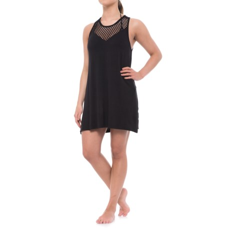 Balance Collection Ariana Cover-Up - Sleeveless (For Women) in Black