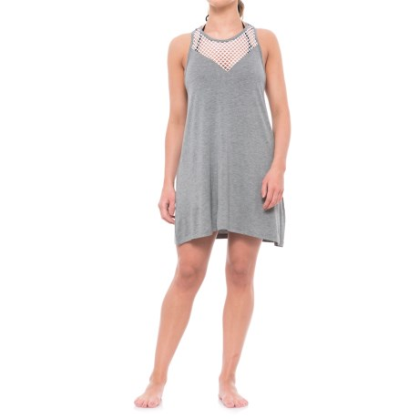 Balance Collection Ariana Cover-Up - Sleeveless (For Women) in Gunmetal