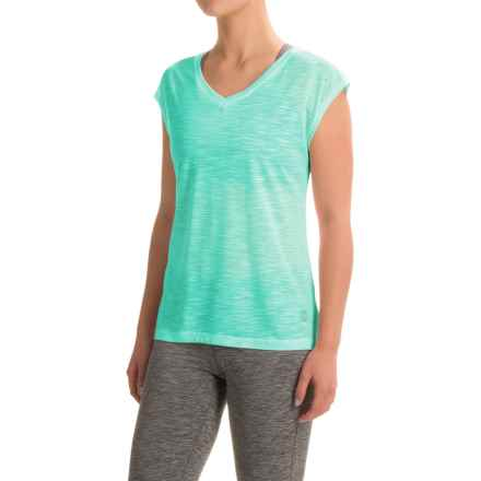 Balance Collection Aspire T-Shirt - Sleeveless (For Women) in High Tide - Closeouts