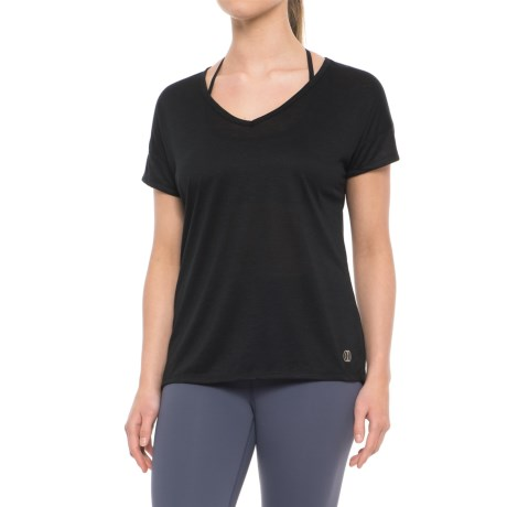 Balance Collection Audrey Shirt - Short Sleeve (For Women) in Black