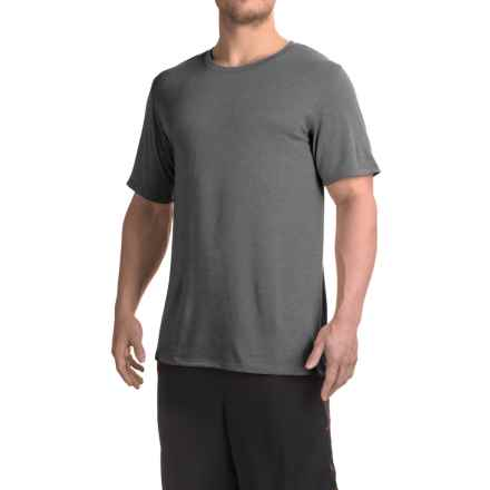 Balance Collection Back to Basics T-Shirt - Short Sleeve (For Men) in Heather Asphalt - Closeouts