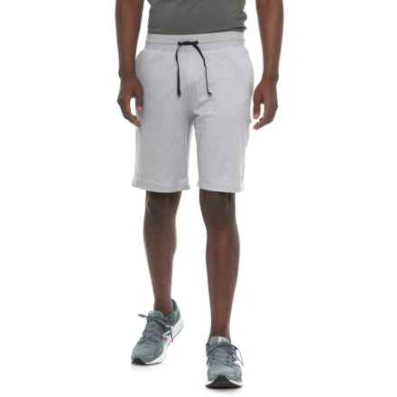Balance Collection Boardwalk Shorts (For Men) in Light Heather Grey - Closeouts