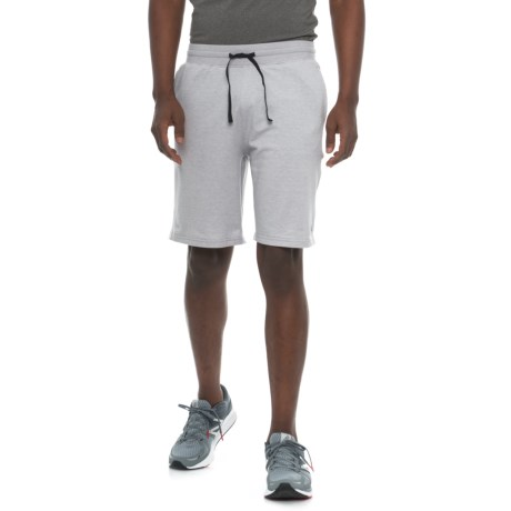 Balance Collection Boardwalk Shorts (For Men) in Light Heather Grey
