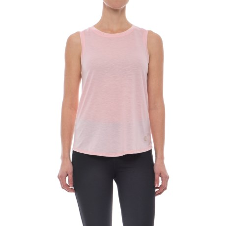 Balance Collection Canyon Singlet Tank Top (For Women) in 2F7 Lotus Pink