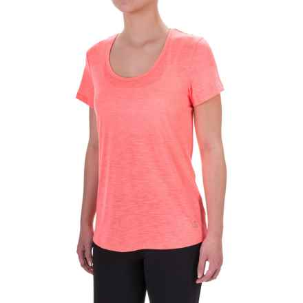 Balance Collection Cassidy T-Shirt - Short Sleeve (For Women) in Heather Canyon Cora - Closeouts