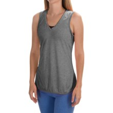 Balance Collection Catalina Tank Top (For Women) in Heather Black - Closeouts