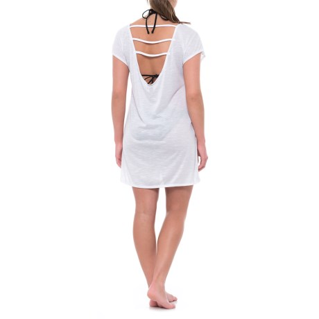 Balance Collection Coast Swimsuit Cover-Up - Short Sleeve (For Women)