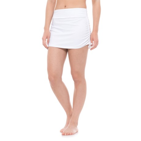Balance Collection Cover-Up Collection The Ruched Skirt (For Women)
