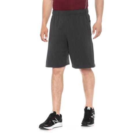 Balance Collection Dan the Man Shorts (For Men) in Heatehr Asphalt