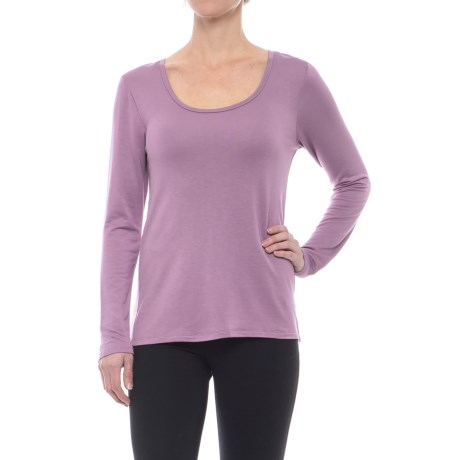 Balance Collection Evy Layering Shirt - Long Sleeve (For Women) in Valerian