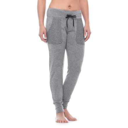 Balance Collection Hannah Joggers (For Women) in Heather Black - Closeouts