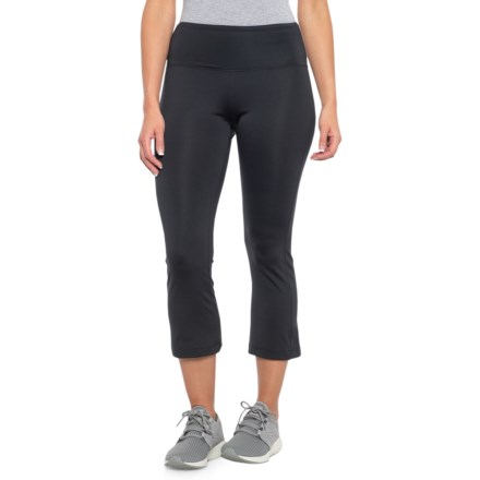 4dc83ed797 Balance Collection Hattie Flare Capris (For Women) in Black - Closeouts