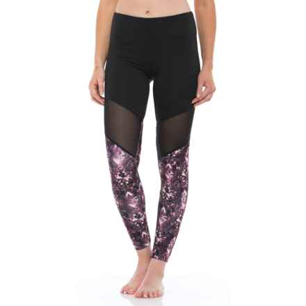Balance Collection High-Waist Crystalize Leggings (For Women) in Zephyr - Closeouts