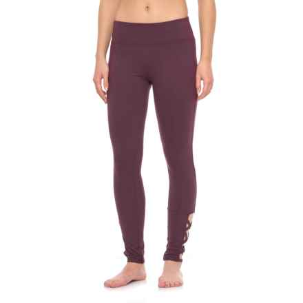 Balance Collection Lexi Leggings (For Women) in Wild Plum - Closeouts