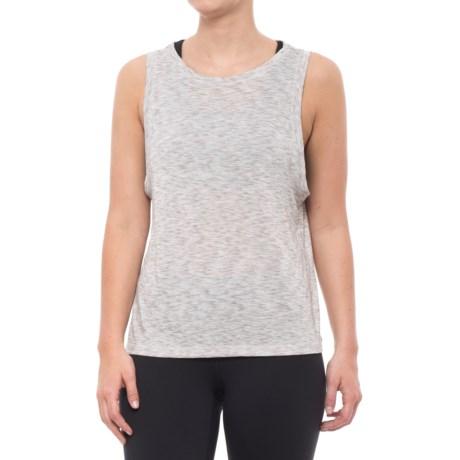 Balance Collection Miranda Tank Top (For Women) in Heather Grey