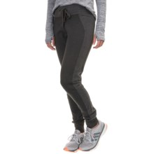Balance Collection Reverse Fleece Joggers (For Women) in Heather Charcoal - Closeouts