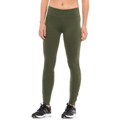 Balance Collection Strappy Mesh Leggings (For Women)