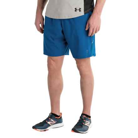 Balance Collection Stretch Woven Training Shorts (For Men) in Limoges - Closeouts
