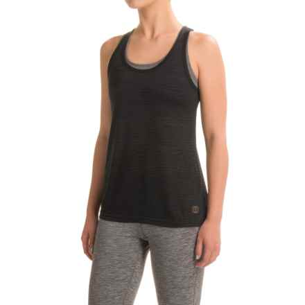 Balance Collection Swing Tank Top  (For Women) in Black - Closeouts