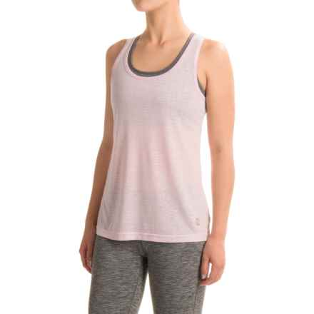 Balance Collection Swing Tank Top  (For Women) in Purple Suave Mauve - Closeouts