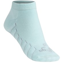 Balega Apres Run Socks - Lightweight, Below-the-Ankle (For Women) in Mint Green - Closeouts