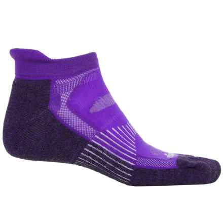 Balega Blister Resist Running Socks - Below the Ankle (For Women) in Violet - Closeouts