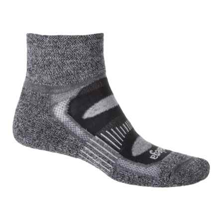 Balega Blister Resist Socks - Ankle (For Men and Women) in Charcoal - Closeouts