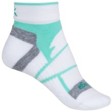 Balega Enduro 2 Running Socks - Ankle (For Women) in Cool Mint - Closeouts