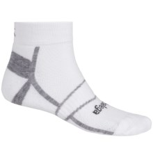 Balega Enduro 2 V-Tech Running Socks - Ankle (For Men and Women) in White - Closeouts