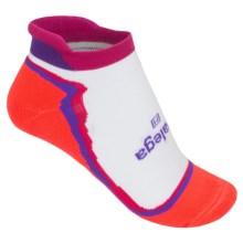 Balega Enduro 5 No-Show Running Socks - Below the Ankle (For Women) in Coral - Closeouts