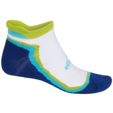 Balega Enduro 5 No-Show Running Socks - Below the Ankle (For Women) in Electric Blue - Closeouts