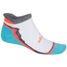 Balega Enduro 5 No-Show Running Socks - Below the Ankle (For Women) in Peacock - Closeouts