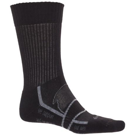 Balega Enduro Physical Training Socks - Crew (For Men and Women) in Black