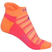 Balega Enduro Words of Grit & Grace Running Socks - Below the Ankle (For Women) in Atomic Mango - Closeouts