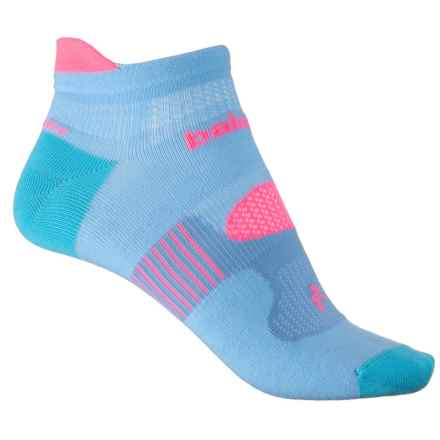 Balega Hidden Dry 2 Running Socks - Below the Ankle (For Men and Women) in Cool Blue - Closeouts