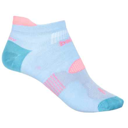 Balega Hidden Dry 2 Running Socks - Below the Ankle (For Women) in Cool Blue - Closeouts
