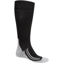 Balega High-Performance Compression Socks - Over the Calf (For Men and Women) in Black - Closeouts