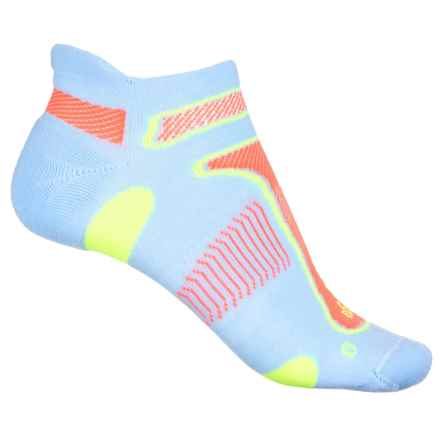 Balega No-Show Running Socks - Below the Ankle (For Men and Women) in Cool Blue - Closeouts