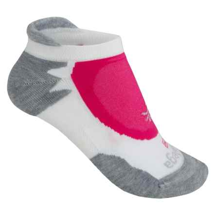 Balega Soft Tread No-Show Running Socks - Below the Ankle (For Men and Women) in Pink - Closeouts