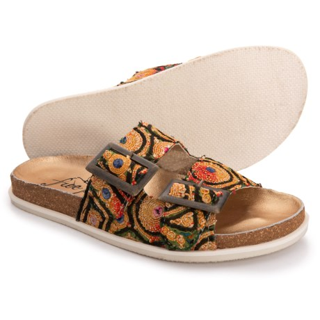 Image of Bali Footbed Sandals (For Women)