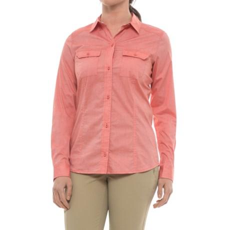 Image of Ballard Shirt - Long Sleeve (For Women)