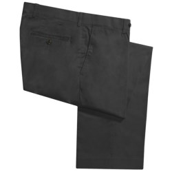 Ballin Sahara Twill Pants (For Men) in Black