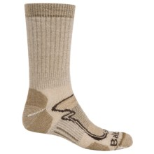 BallstonTrekking Expedition Socks - Merino Wool, Mid-Calf (For Men) in Coyote Brown - Closeouts