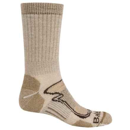 BallstonTrekking Expedition Socks - Merino Wool, Mid Calf (For Men) in Coyote Brown - Closeouts