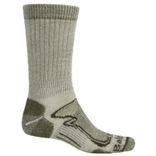 BallstonTrekking Expedition Socks - Merino Wool, Mid-Calf (For Men) in Moss - Closeouts